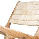 Chaise de repos ABACA