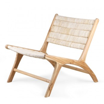 ABACA lounge chair