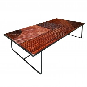 PALOMA rectangular coffee table - Black