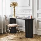 Table d'appoint PILLAR side - Noir