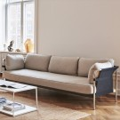 CAN sofa 3 seaters - Surface 120
