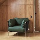 CAN Armchair - Steelcut 975