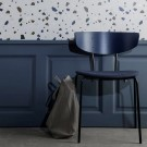 HERMAN dark blue chair