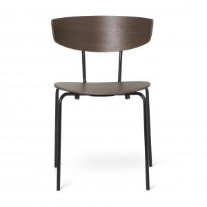 HERMAN dark oak chair