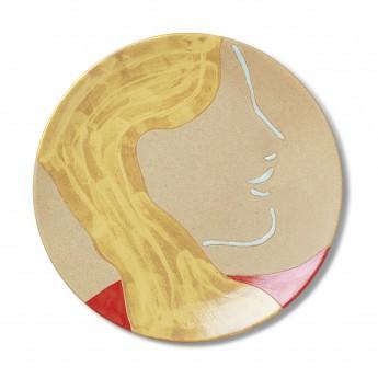 MIRA ceramic platter