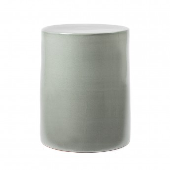Grey side table MARIE