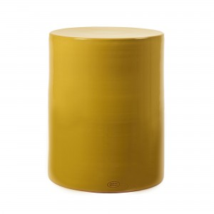 Yellow side table MARIE