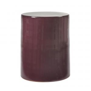 Purple side table MARIE