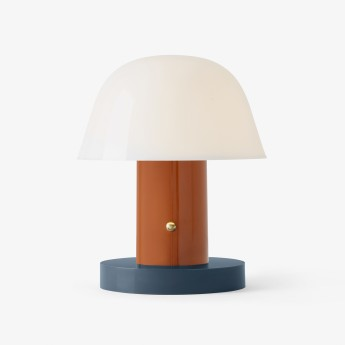 SETAGO JH27 rust lamp