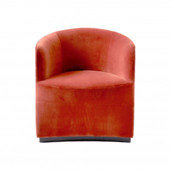 Fauteuil club TEAROOM - Velour City