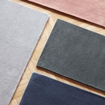 Tapis RAW n°2 - gris clair