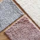 SHAGGY rug pink