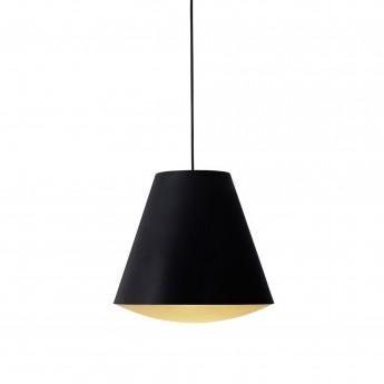 SINKER Pendant lamp black large