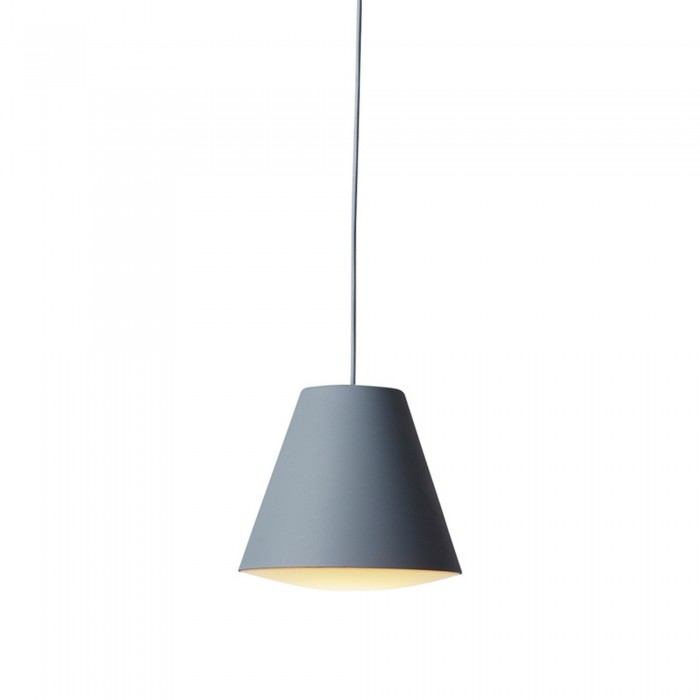 SINKER Pendant lamp grey small