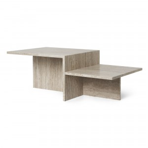 Table basse DISTINCT TRAVERTINE