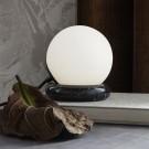 REST Lamp - Black marble