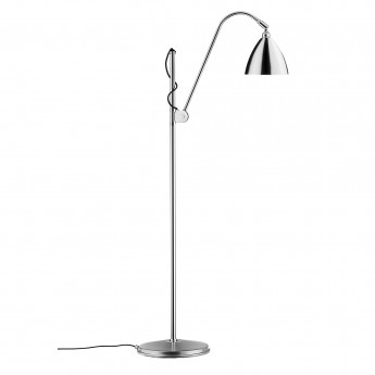 BL3 Floor lamp - Chrome base