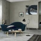 BL3 Floor lamp - Chrome base