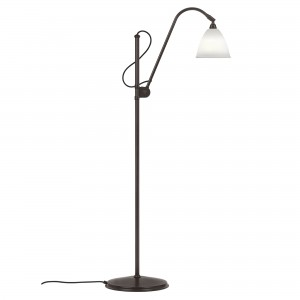 BL3 Floor lamp - Ø16 - Black brass base
