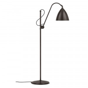 BL3 Floor lamp - Ø21 - Black brass base