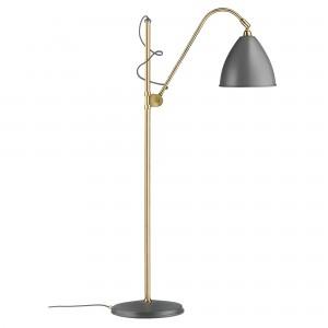 BL3 Floor lamp - Ø21 - Brass base