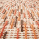 BACKSTITCH busy brick rug