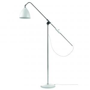 BL4 Floor lamp - Chrome base