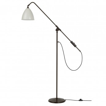 BL4 Floor lamp - Chrome base