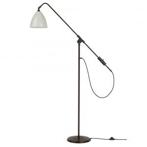 BL4 Floor lamp - Black brass base