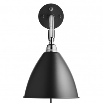 BL7 Wall lamp - Chrome base