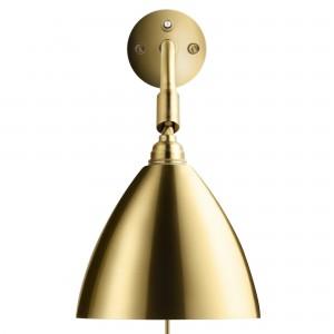 BL7 Wall lamp - Brass base