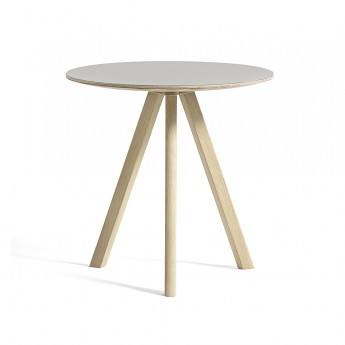 CPH round table 20 - Ø 50 x H 49 cm - oak