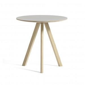 CPH round table 20 - Ø 50 x H 49 cm - oak