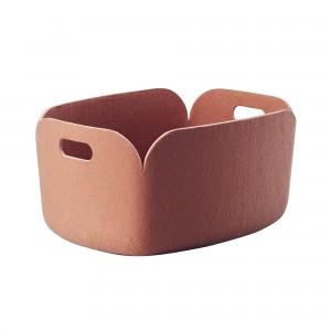 Basket RESTORE pink
