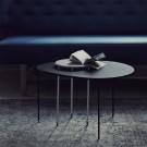 KANGOUROU Coffee table - Black/Red