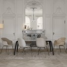 Table DINING ellipse - Marbre