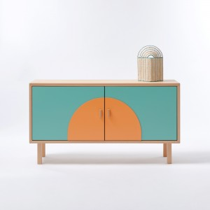 MIAMI sideboard - Arsenic and Palma