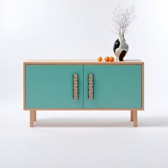 STUDIO sideboard - Arsenic