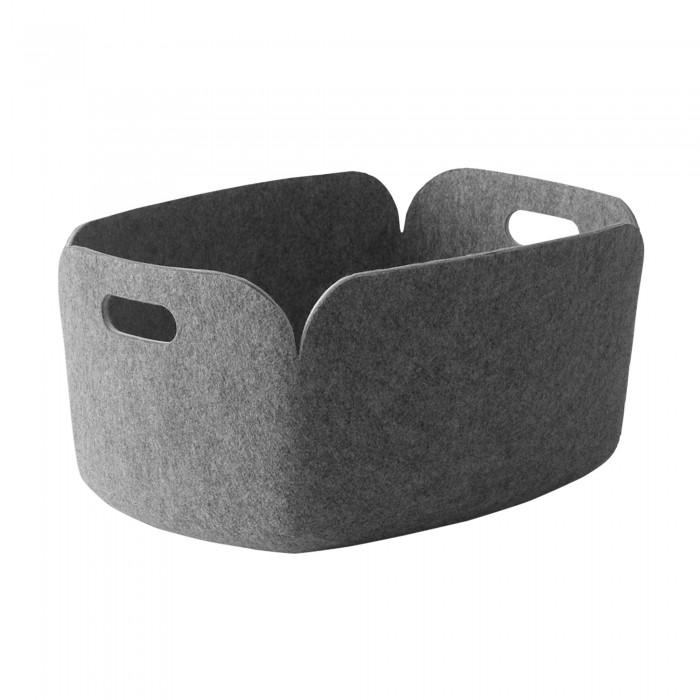 Basket RESTORE grey