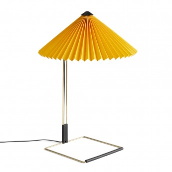 MATIN lamp yellow