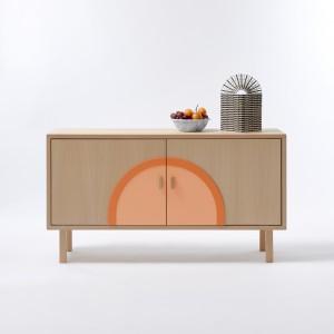 MIAMI 2 sideboard - Palma and Gobelin