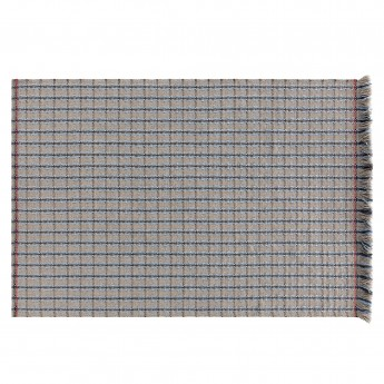 GARDEN LAYER Rug - CHECKS
