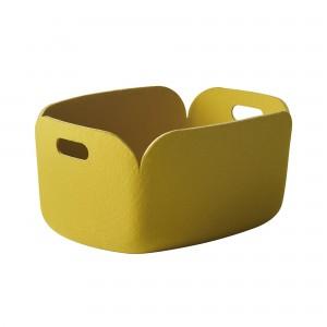 Panier RESTORE jaune