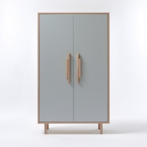 INVADER closet Ciste - natural handles