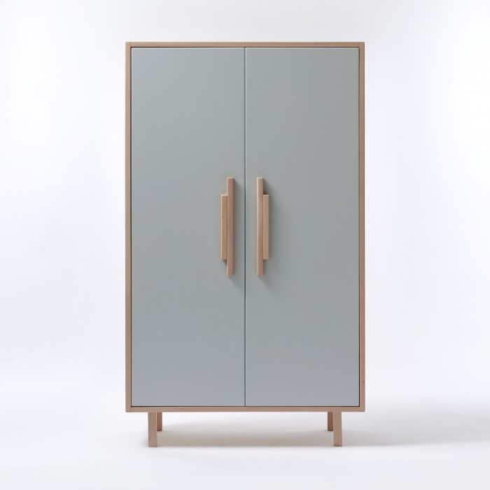 Armoire INVADER grise