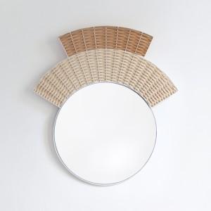 Miroir COIFFE - naturel clair et foncé