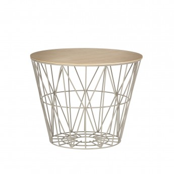 WIRE S basket