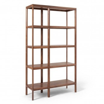 TRIESTE Shelving - Walnut
