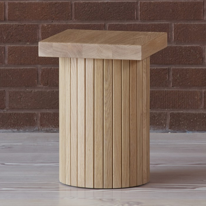 Tabouret/Table d'appoint BARREL