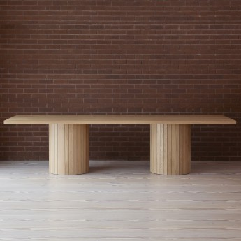 BARREL Dinning table